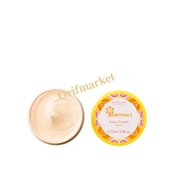 تصویر کرم پاپایا اسنشالز مخصوص صورت Essentials Face Cream Papaya