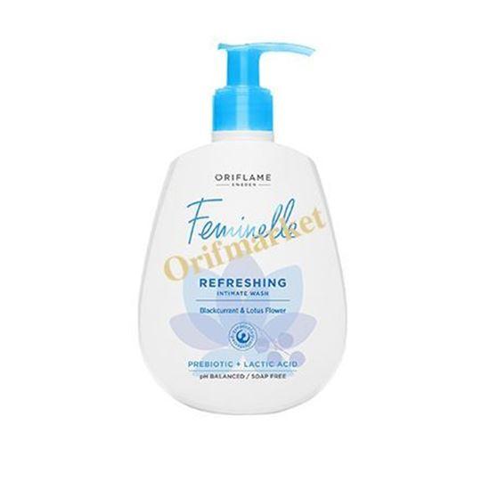 تصویر ژل شستشوی طراوت بخش بانوان Refreshing Feminelleintimate wash