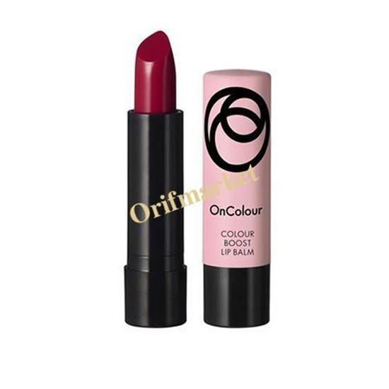 تصویر بالم لب رنگی آنکالر OnColour Colour Boost Lip Balm