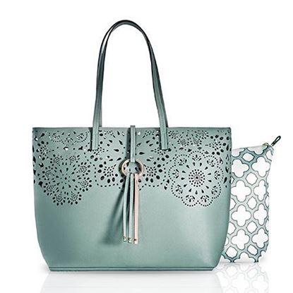 تصویر کیف زیبای دو تکه اوریفلیم
