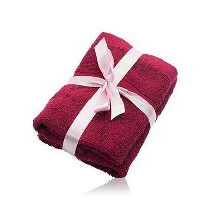 تصویر ست دوتايي حوله صورت May Face Towel Set