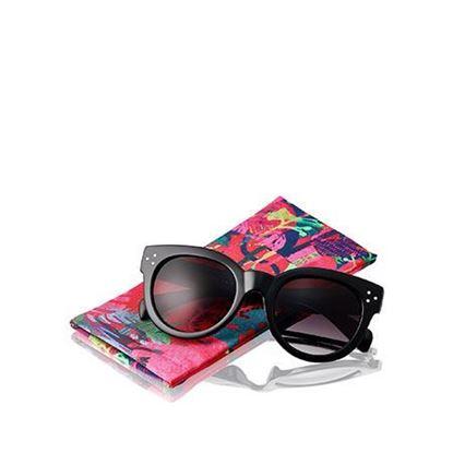 تصویر عینک آفتابی مشکی اوریفلیم مدل آروبا Aruba Sunglasses
