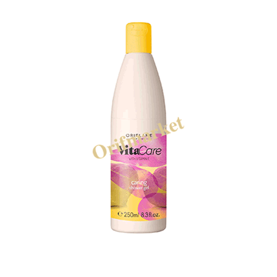 ژل دوش ویتاکر سبك با عطر گرم  Vita care shower gel - caring