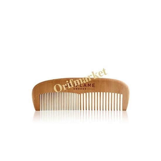 تصویر شانه چوبی اوریفلیم Wooden Dentaling Comb