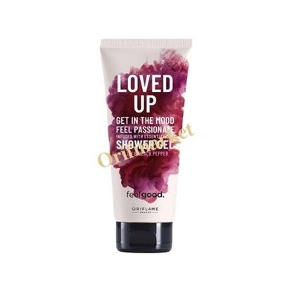 تصویر شامپو بدن(شامپو بدن) لاود آپ FEEL GOOD Loved Up Shower Gel Feel Good