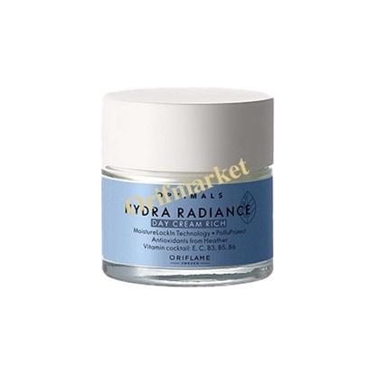 کرم روز غنی هیدرا رِیدیِنس اپتیمالز (مخصوص پوست خشک و حساس) OPTIMALS Hydra Radiance Day Cream Rich
