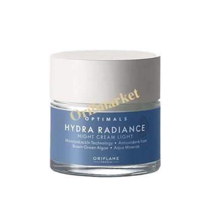 کرم شب هیدرا رِیدیِنس لایت اپتيمالز (مخصوص پوست های نرمال و مختلط) OPTIMALS Hydra Radiance Night Cream Light