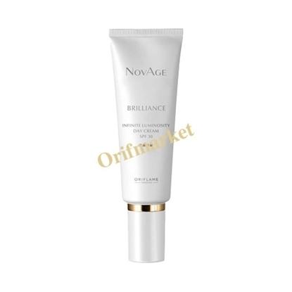 کرم روز روشن کننده و ضدپیری برلیانس نویج NOVAGE Brilliance Infinite Luminosity Night Cream