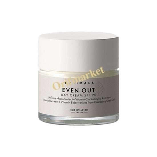 تصویر کرم روز جدید ضدلک ایون اوت اپتیمالز Optimals Even Out Preventive Day Cream SPF 20