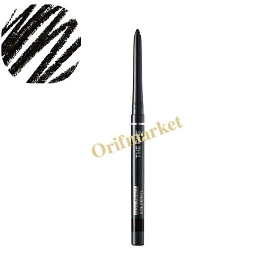 تصویر مداد چشم استیکی و فشرده د وان THE ONE High Impact Eye Pencil
